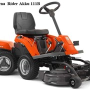 Райдер Husqvarna Rider Akku 111B фото