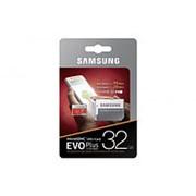 Карта памяти Samsung microSDHC 32Gb EVO Plus Class 10 фотография
