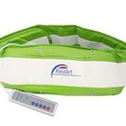 Массажный антицеллюлитный пояс для похудения RestArt MP-142 (артикул 35147) фото