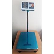 Весы торговые до 150-300 кг (платформа 40х50 см) фото