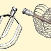 Месильные органы к различным видам миксеров: Keripar 60л, ЦГ-103, МВ-60 и др. фото