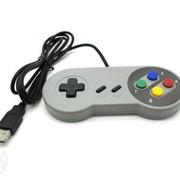 Геймпад USB SNES (Super Nintendo) контроллер фото