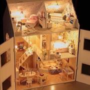 Кукольный домик для барби фото