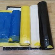 Производство пакетов для мусора фото