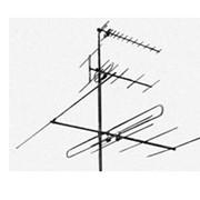 Монтаж телевизионных антенн фото