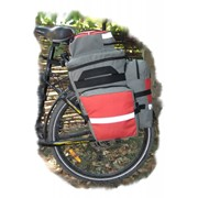Велосумка, велобаул, велорюкзак DENVIK-COUNTRY(60) фото