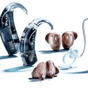 Слуховые аппараты электронные фото