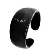 Женский Bluetooth-браслет с часами Black Pearl фото