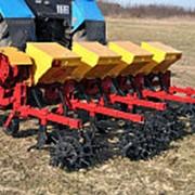КОН-1,4А Культиватор для междурядной обработки почвы 2-рядных посадок картофеля фото