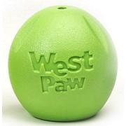 Zogoflex Игрушка для собак мячик Rando 6см салатовый фото
