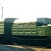 Двухзвенный гусеничный транспортер с прицепом ДТ-30П-18П фото