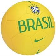 Мяч футбольный Nike FC Juventus Supporters желтый фото