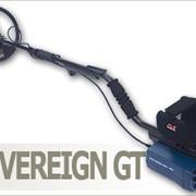 Металлоискатель (металлодетектор) Sovereign GT фото