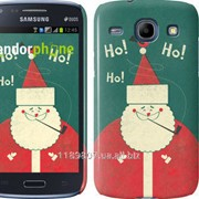 Чехол на Samsung Galaxy Core i8262 happy santa 1276c-88 фото