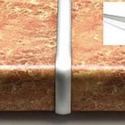 Планка щелевая для столешницы 38 мм. фото