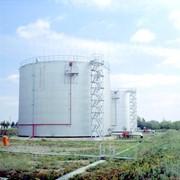 Horizontal tanks фото