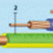Провода силовые ПВ1-З-Ж фото