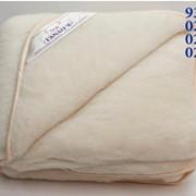 Одеяла из натуральной овечьей шерсти фото