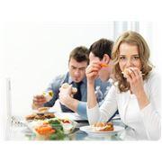 Обеды в Офисе фото