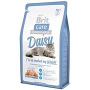 Сухой корм для кошек Brit Care Cat Daisy I have to control my Weight 0,4 кг фото