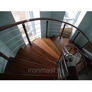 """Интерьерная лестница на второй этаж """"Plaisir"""" фото"""