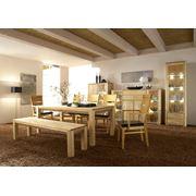 Мебель для столовой из натуральной древесины фото