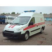 Автомобиль для скорой медицинской помощи Джампи фото