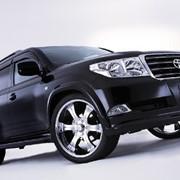 Toyota Land Cruiser 200 фото