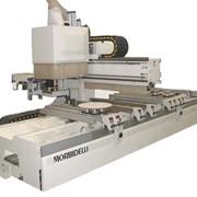 Станок автоматический кромкооблицовочный MX1-56 фото