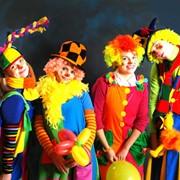 Аниматоры на детский праздник. Пакет ЭКОНОМ. фото