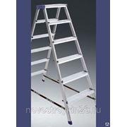 Продажа алюминиевых лестниц фото