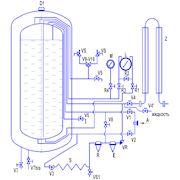 Схема газификатора фото