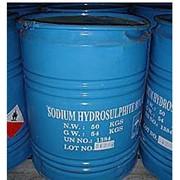 Гидросульфит натрия. Дитионит натрия. фото