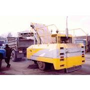 Машина подметальная МП101 фото