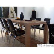 Столы для гостиной столовой фото