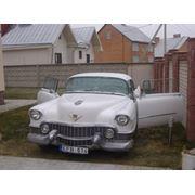 Автомобиль cadillac deville 1954 фото