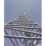 Башня алюминиевая 18 метров фото