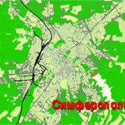 Бизнес карта - справочник города Симферополя фото