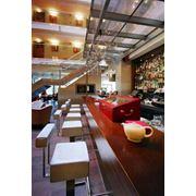 Ресторан Лобби бар и летняя терраса фото