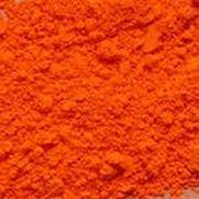 Краситель жирорастворимый флуо оранжевый GG Solvent Orange GG фото