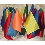 Изготовление флагов, флажков фото