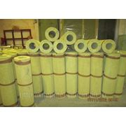 Цилиндры теплоизоляционные из минеральной ваты ПЦ-100, ПЦ-150, ПЦ-200. ГОСТ 23208-93
