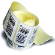 Услуги печати этикеток ярлыков текстильных составников ценников стикеров фото