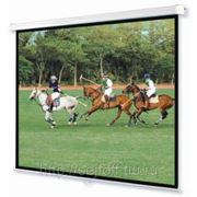 Настенный проекционный экран Standart 1380 х 1800 мм фото