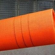 Сетка кладочная пластиковая, ячейка 5x5 мм, рулон 0,5x100 м фото