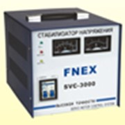 """Стабилизатор """"FNEX"""" SVC- 3000 фото"""