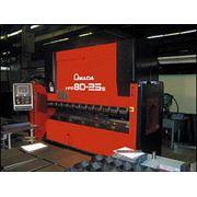Гибка металла любой сложности на станках АМАДА. Длина 3000 мм толщина 4 мм фото
