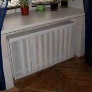 Экраны, решетки для радиаторов фото