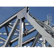 Строительство очистных сооружений – изготовление металлоконструкций фото