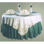 Столовое и постельное бельё для гостиниц. фото